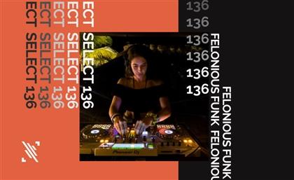 Select 136: Mixed by Felonious Funk