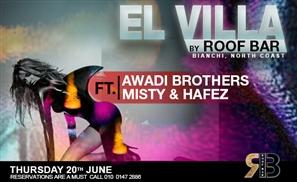 Roof Bar @ El Villa