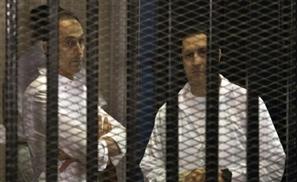 Breaking: Alaa and Gamal Mubarak Released from Prison