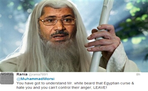 Morsi Shouldn't Check Twitter