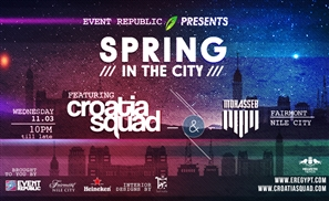 Spring in the City is Back!