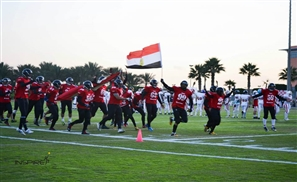 A Look Inside American Football in Egypt