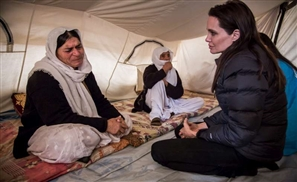 Angelina Jolie Tells Story of ISIS Victims