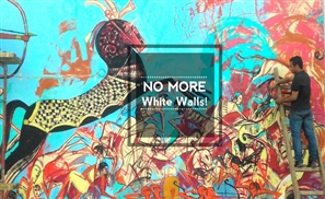 Bassita Asks You to Join the No More White Walls Campaign