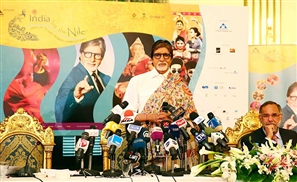 Cairo Goes Berserk For Amitabh Bachchan