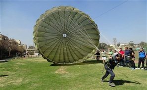 Learn to Parachute in Egypt!