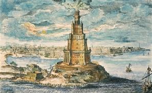 Alexandria Rebuilding Historic Lighthouse