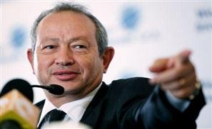Sawiris Pumps Cash into Egypt