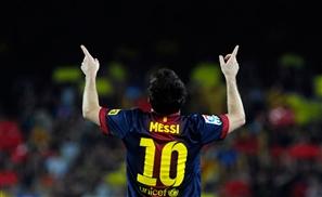 Messi in Mecca