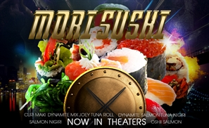 Plot Twist: Eat Mori Sushi at the Movies!