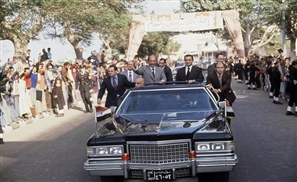 Anwar Sadat's Limo For Sale