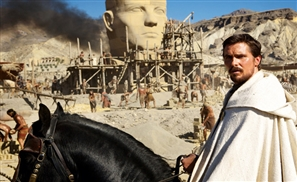 Batman to Play Moses in Ancient Egypt Film