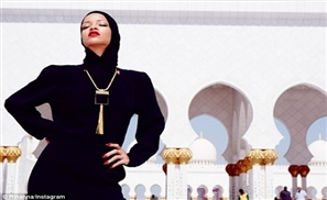 Rihanna Supports Palestine... For 8 Minutes
