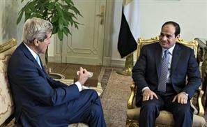 John Kerry Jets to Cairo for Gaza Talks