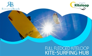 Kiteloop Heads to Sahel's Riviera Beach