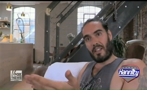 Russell Brand Owns FOX Over Gaza Crisis