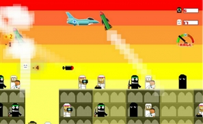 Bomb Gaza: The Game