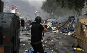 HRW Rabaa Report: A Crime Against Humanity