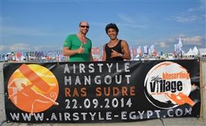 Karim Shawky: Taking Freestyle Flight