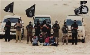 Egypt Jihadists Release Beheading Video