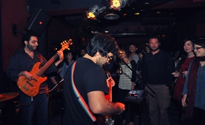 Cairo Jazz Club's Vocal Jam Night