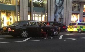 Shisha Smokers Cause London Traffic Meltdown