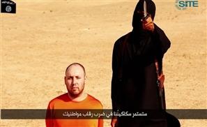ISIS Web Trolls Mock Beheaded US Journo No.2