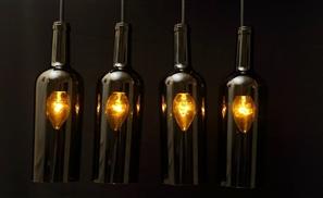 99 Bottles of Light on The Wall