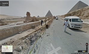 Google Street View Comes To Egypt