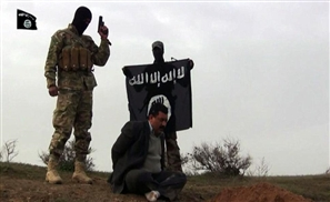 Egyptian Jihadist Burns Passport in ISIS Clip