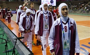 Qatar Quits Games In Headscarf Row