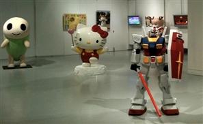 Japanese Manga Exhibit Invades Cairo