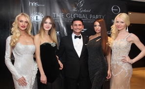 The Global Party: Glamour For A Good Cause