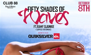 #50ShadesofWaves with Quiksilver