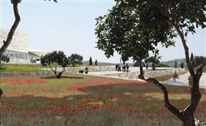 Check Out Palestine's New Open Air Museum
