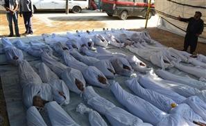 Hysteria in Syria
