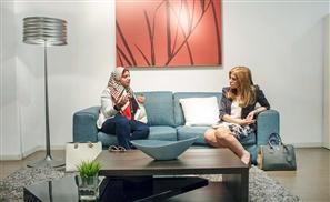Image #CouchConversations: Manal Hassan & Sarah Shokr