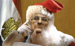 Is Adly Mansour Secretly Santa?
