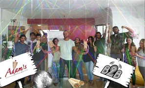 Ismail Kassem: Dancing & Doners