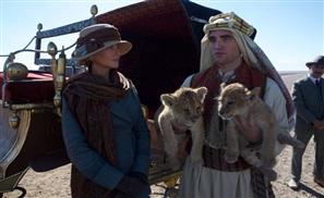 Nicole Kidman, James Franco & Robert Pattinson Star in Arabian Desert Drama