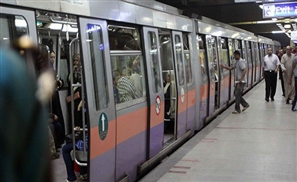 Goodbye Traffic? Cairo's Main Metro Station Reopens