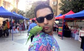 Egypt's Most Famous Parrot Has Gone Missing