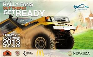 Ready, Set, Rally!