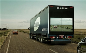 Samsung's 'Safety Trucks' to Decrease Road Accidents