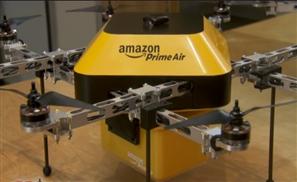 DVDs Delivered by Drones?