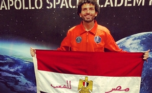 Omar Samra is Going to Space!