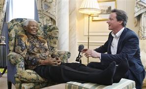 Mandela-Fuelled Hypocrisy