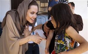 Taliban Wants Angelina Jolie