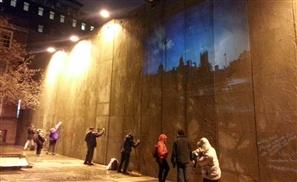 Israel Wall Divides London