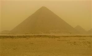 Sandstorm, Heatwave and Ramadan Don't Mix